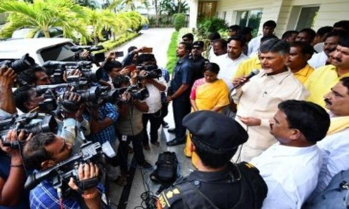 TDP Leader Balakrishna Not Attend The Chalo Atmakur-Balakrishna