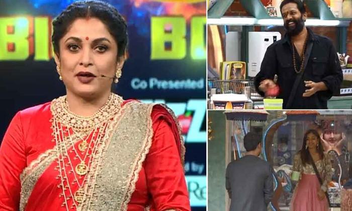 Telugu Mahesh, Punarnavi, Ramya Krishna, Sivagami, Telugu Big Boss, -