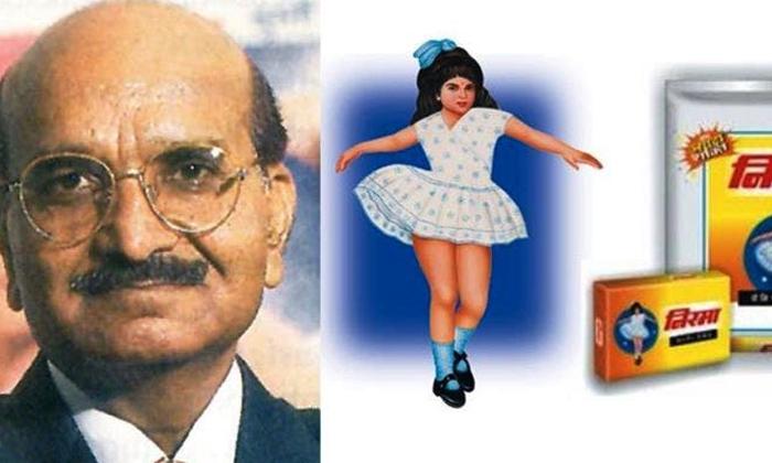 Telugu Gujarath State, India Surf, Karsanbhai Patel, Success Story Of The Great Karsanbhai Patel Founder Of Nirma, Washing Founder Maker-