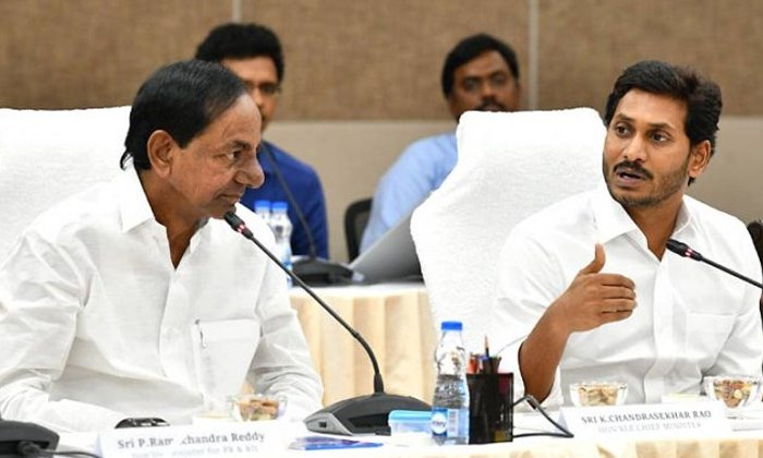 Two Telugu States CMs Meet In Today-Purpose Of Meeting Today Special Status Andhrapradesh That Time Telangana Cm Kcr Cm\\'s