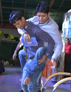 Telugu Basanth, Basanth And His Brother Same Class And Same College, , First Time First Class Tenth Pass-