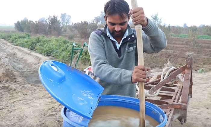 ఆదర్శం : ఉద్యోగం వదిలేసిన ఇంజనీరు వ్యవసాయం చేసి కోట్లు సంపాదిస్తున్నాడు-General-Telugu-Telugu Tollywood Photo Image