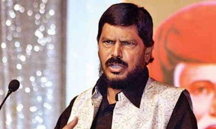 Ramdas Athawale Comments On Imran Khan-Pok