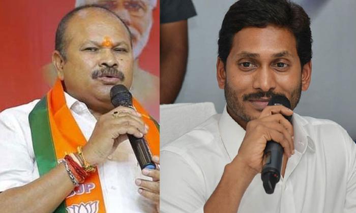 జగన్ నిర్ణయానికి బీజేపీ అభినందనలు-Political-Telugu Tollywood Photo Image