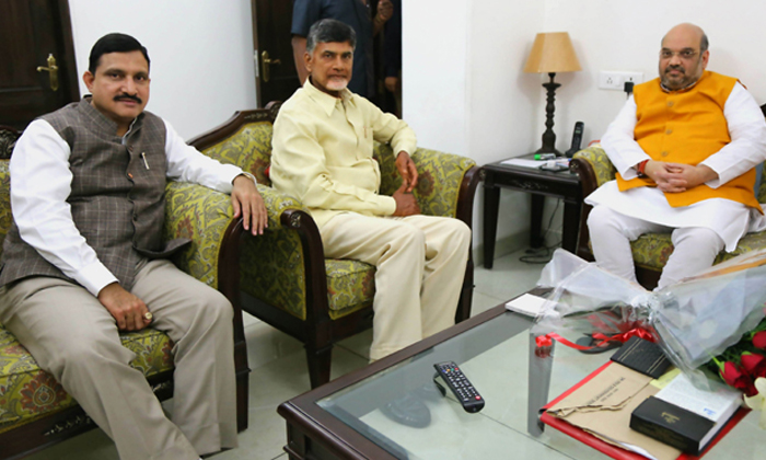 Telugu Ap Bjp Leaders, , Ap Tdp Party, Chandrababu Naidu, Chandrababu Naidu Again Start Friendship With Bjp Party, Kanna Laxminarayana Comments On Chandrababu Naidu-