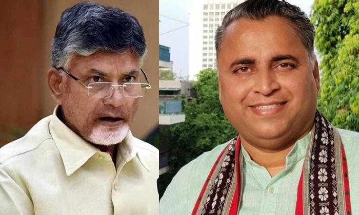 బీజేపీ వైపు బాబు చూపులు రియాక్షన్ వేరేగా ఉందే -Political-Telugu Tollywood Photo Image