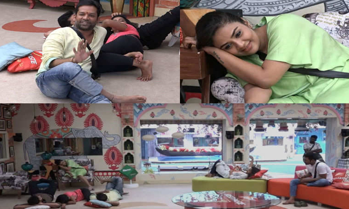 Telugu Baba Baskar, Baba Baskar Wife Revathi Entry In Big Boss House, Revathi And Her Childrens Also Enter In Big Boss House, Revathi No To Deepi In Touch With Sri Mukhi, Telugu Big Boss 3-