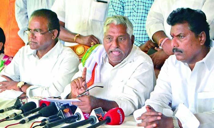 Congress Leader Jeevan Reddy Comments Telangan Governament