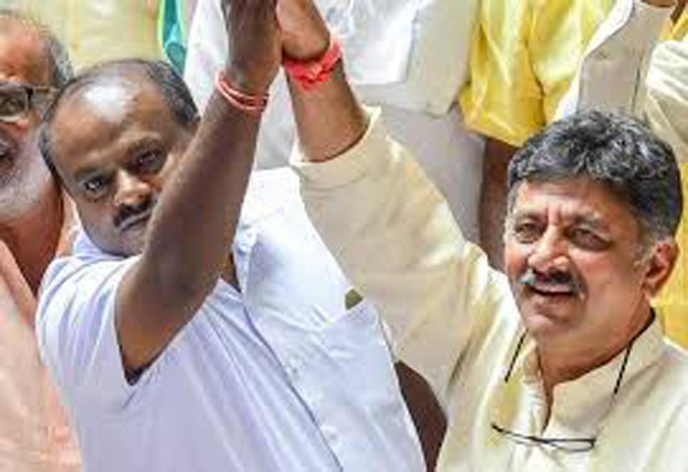 Telugu Hd Kumaraswami, Kranataka Politics, Kumaraswami ., Tihar Jail-Telugu Political News