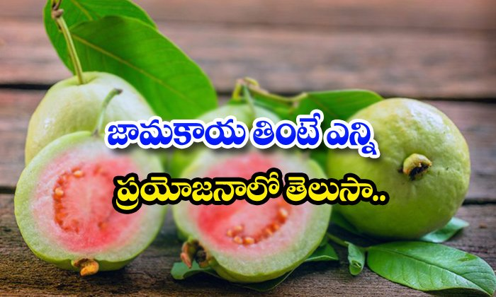 Health Benefits Of Guava Fruits