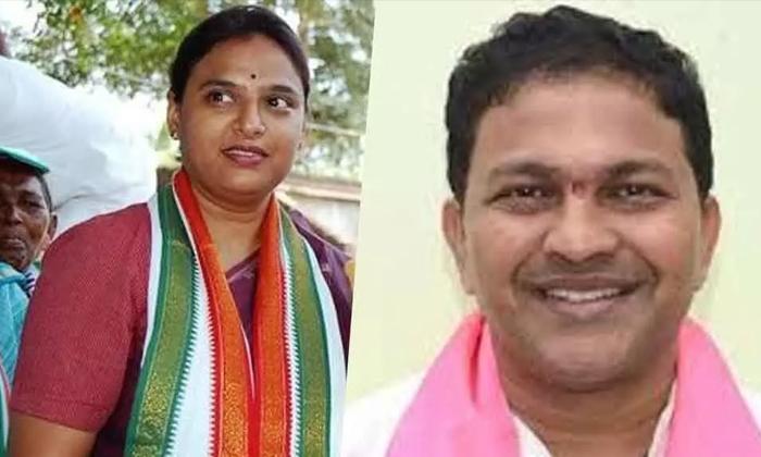 Telugu , Huzur Nagar, Huzurnagar Elections Congress Uttam Padmavathi, Trs And Congress Fight In Huzurnagar Elections, Trs Shanampudi Saidhi Reddy-Telugu Political News