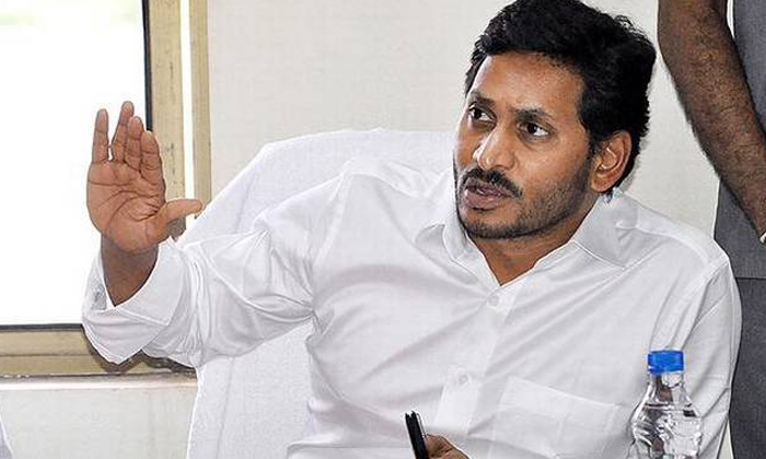 Telugu Ap Sand Mafia, Jagan, , Jagan Give The Strict Class To Ycp Ministers, Take Care Of Yellow Media Jagan Give The Suggestion To Ministers, Ycp Jagan Mohan Reddy Cabinet Ministers-Telugu Political News