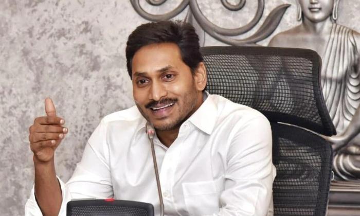 నిరుద్యోగులకు గుడ్ న్యూస్ చెప్పిన సీఎం జగన్-Political-Telugu Tollywood Photo Image