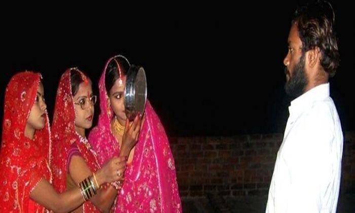 విడ్డూరం : ముగ్గురు అక్క చెల్లెల్ల ముద్దుల మొగుడు-General-Telugu-Telugu Tollywood Photo Image