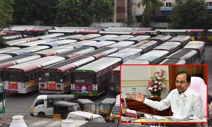 కారు'కి సైడ్ ఇవ్వని బస్సు' అక్కడ కష్టమేనా -Political-Telugu Tollywood Photo Image