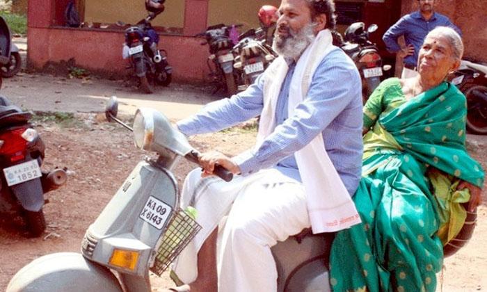 Telugu Anand Mahindra, Indian News, Indian Tour, Mother, Mother Love, Mysore Man-