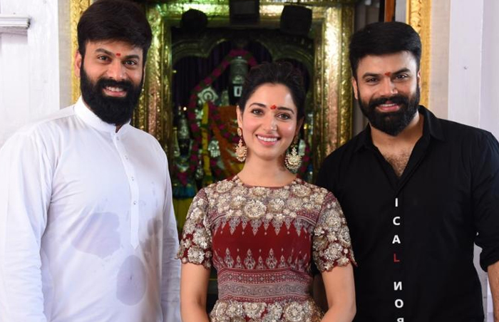 Telugu Ashwin Babu, Avika Gor, Gari Gadhi 3 Movie Promotions, Ohmkar, Tamanna Exit-