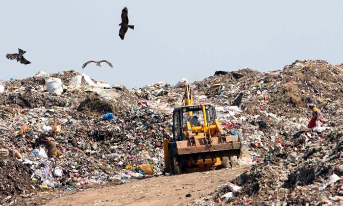 Telugu Dumping Yard, Four Villages, Four Villages Boys Are Not Married Because Of Near The Village Dumping Yard, -