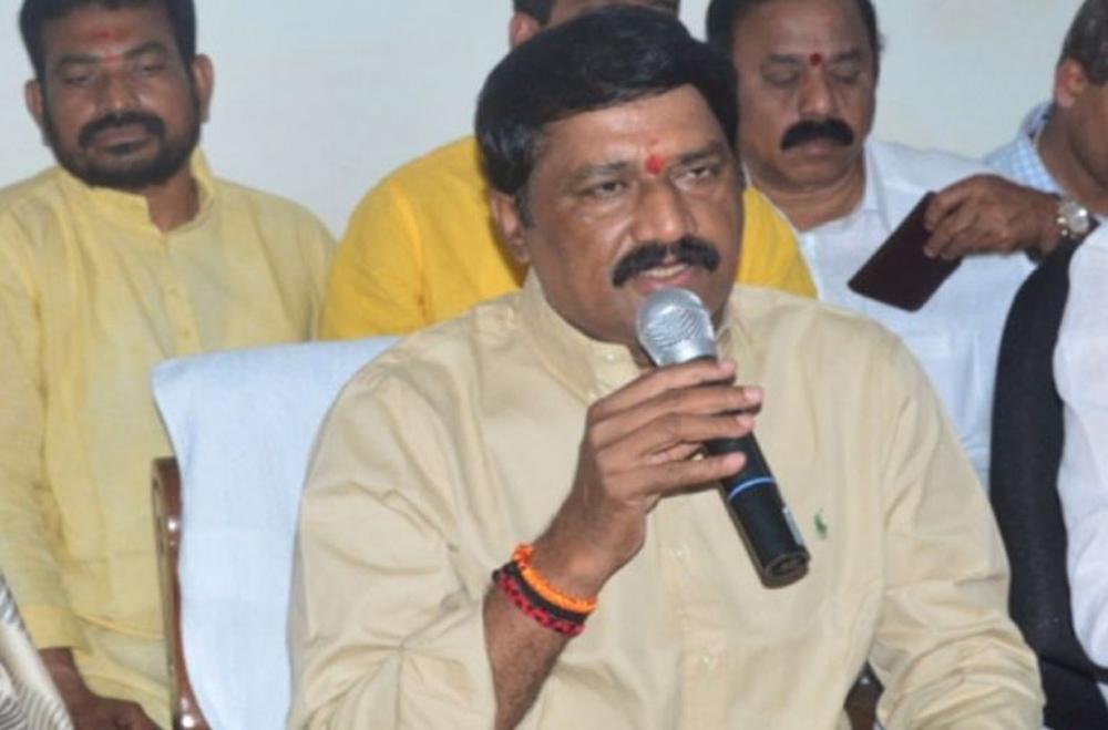 Telugu Chandrababu Naidu, Ghanta Srinivasa Rao, Party Jumpings, Tdp, Ys Jagan, Ysrcp-Telugu Political News