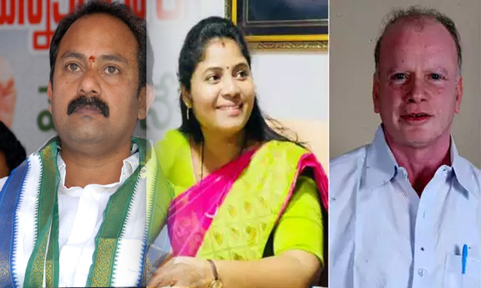Telugu Alla Nani, Amjad Basha, Ap Five Ycp Ministers Working Report Is Veary Bad, Chitoor Roja, Kadapa Srikanth Reddy, Pilli Subash Chandrabose, Puspa Sri Vani, Ycp Ministers-Telugu Political News