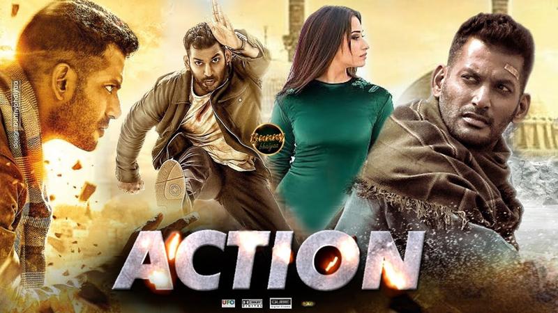 Telugu Action Movie Collections, Action Movie Review, Action Telugu Movie Talk, Tamannaah, Vishal, Vishal Action Movie Rating-Movie Reviews