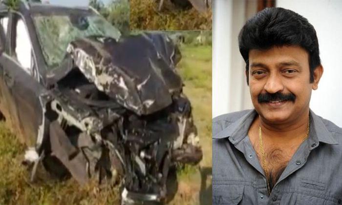 Telugu Actor Rajashekar, Rajashekar Car Accident, Rajashekar Drunk The Car, Social Media And Fans Responce The Rajashekar Car Accident-