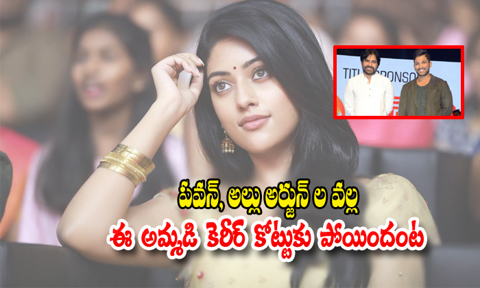 Anu Emmanuel About Pawan And Allu Arjun