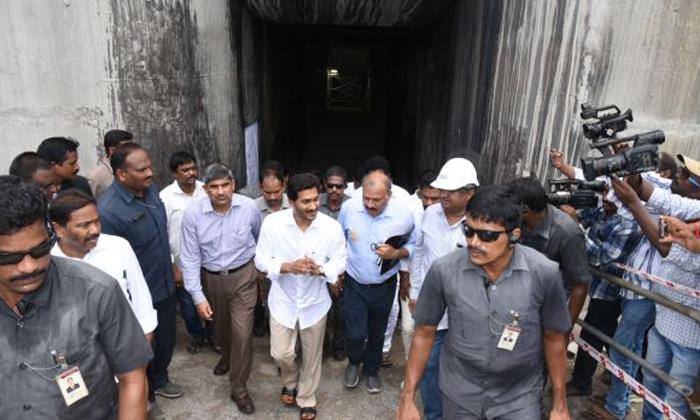 Telugu Ap Governament So Much Of Amount Spend In Polavaram, Ap Polavaram Project, Ap Ycp Governament On Reverse Tendering On Polavaram, Central Governament-