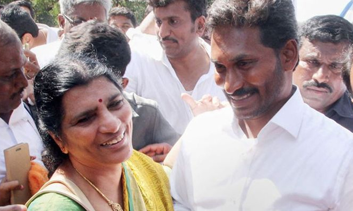 Jagan Give The Nominated Post To Laxmi Parvathi