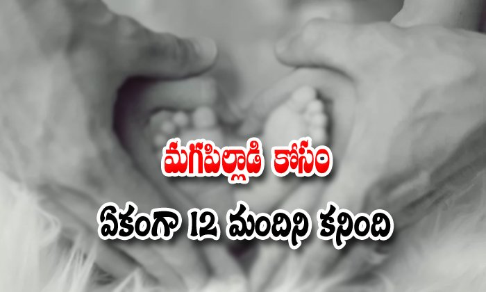 Rajasthan Lady Gives Birth To Son After 11 Daughters-rajasthan Governament,rajasthan Lady,rajasthan Women,women Give The Birth 12 Daughters Telugu Viral News-Rajasthan Lady Gives Birth To Son After 11 Daughters-Rajasthan Governament Rajasthan Women Give The 12 Daughters