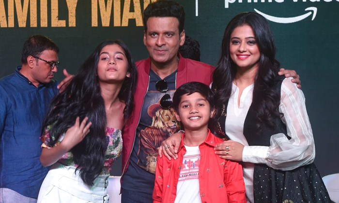 Samantha Act In The Family Man 2-manoj Bajpayi And Priyamani,samantha,the Family Man 1,tollywood Actress Samantha Telugu Tollywood Movie Cinema Film Latest News-Samantha Act In The Family Man 2-Manoj Bajpayi And Priyamani Samantha The 1 Tollywood Actress