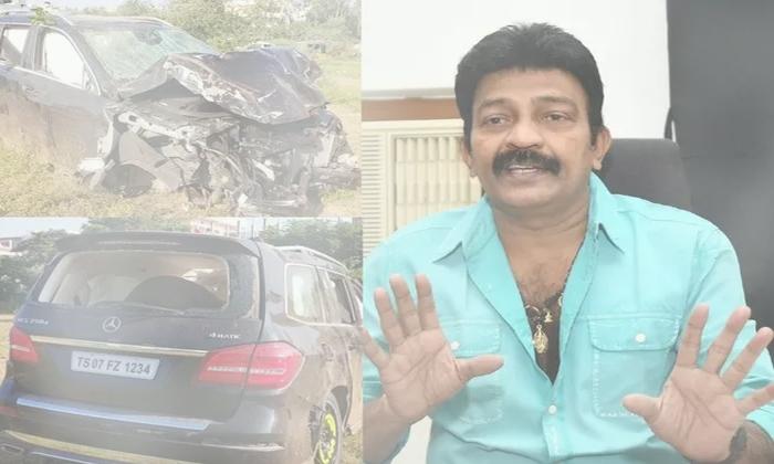 Telugu Air Balloons Open, Cinima Actor Rajashekar Car Accident, Rajashekar Went On Shamshabadh Air Port, Sivathmikha, Tollywood-