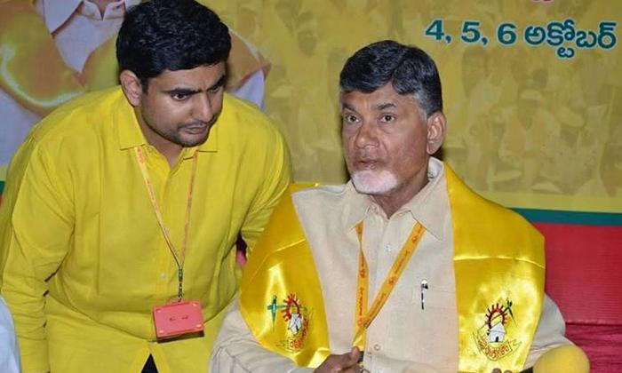 Telugu Nara Lokesh, Tdp Chief Chandrababu Naidu, Tdp Party Leaders, , Tdp Party Seniour Leader Angry On Nara Lokesh Activity, Ycp Jagan Mohan Reddy-