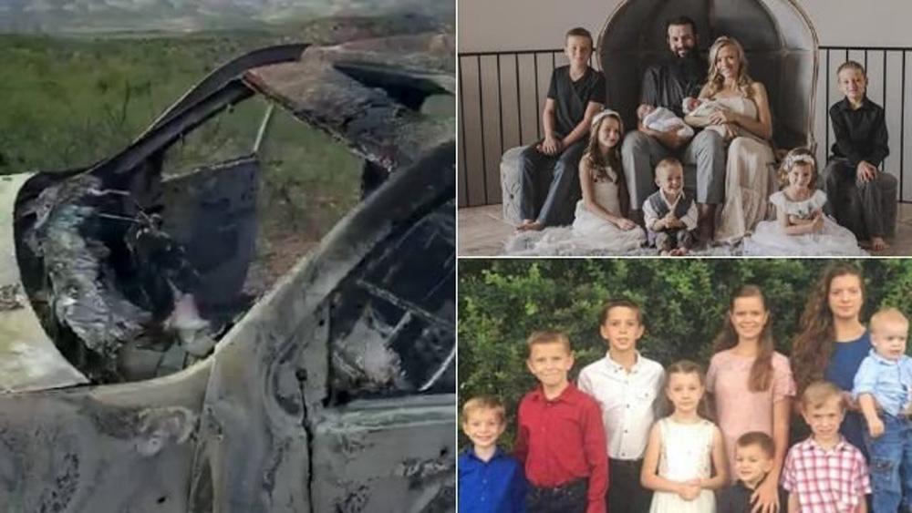 Telugu Mormon Family, Nri, Telugu Nri News Updates, Us Mexico Border, Us Mormon Family-