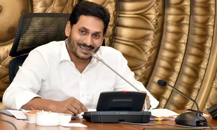 Telugu Ap Cm Jagan Mohan Reddy, Ap Ycp Party, Jagan Cabinet Ministers, Tdp Advisors In Six Members In That Time, Ycp Governament, -