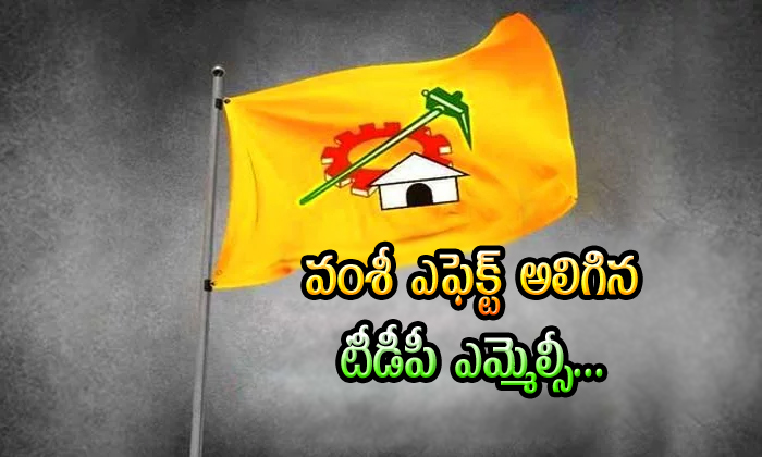 Tdp Mlc Babu Rajendra Prasad Unhappy With Party Stand