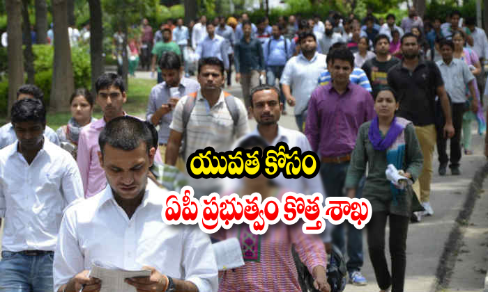 Ap Governament Introduce The Skill Development And Training For Un Employement-ap Governament,ap Governament Take The New Jivo Telugu Political Breaking News - Andhra Pradesh,Telangana Partys Coverage-AP Governament Introduce The Skill Development And Training For Un Employement-Ap Ap Take New Jivo