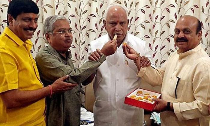 Bjp Wins 12 Out Of 15 Seats In Karnataka Bypolls