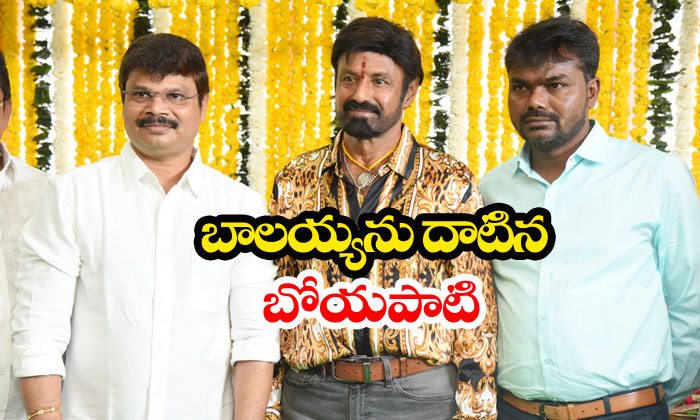 Balakrishna And Boyapati Srinu Remunerations-boyapati Srinu,miryala Ravinder Reddy,nbk106,remuneration Telugu Tollywood Movie Cinema Film Latest News-Balakrishna And Boyapati Srinu Remunerations-Boyapati Miryala Ravinder Reddy Nbk106 Remuneration