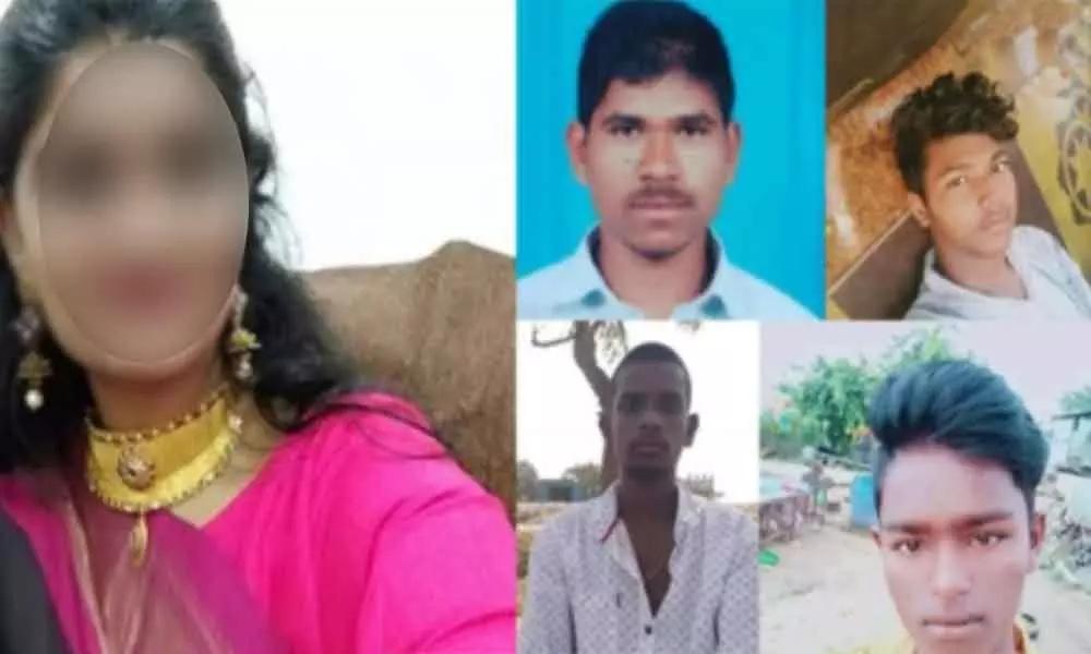 Telugu Disha Case, Disha Encounter, Funeral Of Disha Accused, Telugu Viral News Updates, Viral In Social Media-