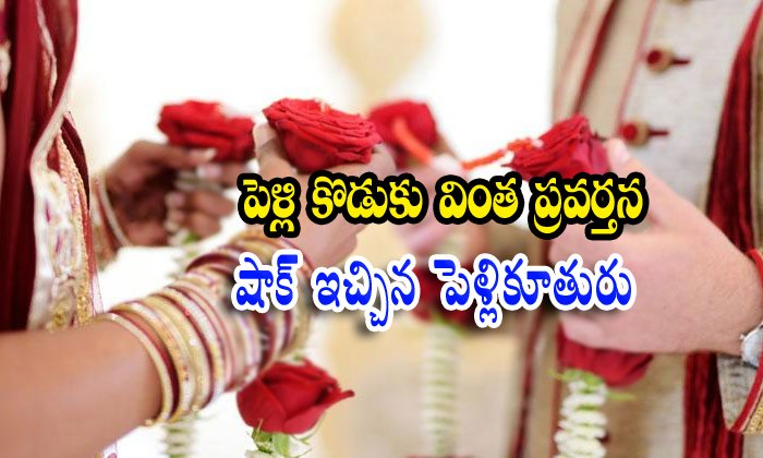 TeluguStop.com - Groom Kicked Out Of His Own Wedding After He Abuses