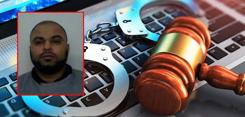 Telugu Cyber Fraud In Uk, Indian-origin Man Cyber Fraud In Uk, యూకేలో భారత సంతతి వ్యక్తికి జైలు శిక్ష-