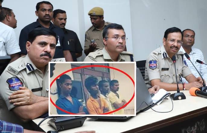 Telugu Accused Arrested, Mahmood Arif, Phone Conversation, Priyanka Reddy Case, Veterinary Doctor, ప్రియాంక రెడ్డి, శంషాబాద్ వెటర్నరీ డాక్టర్-