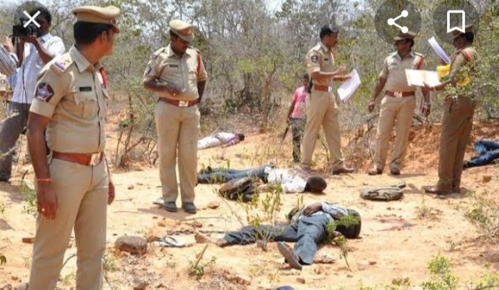 Telugu Disha Accused Encounter Photos, Disha Accused Photos, Disha Died Photos, Priyanka Reddy-