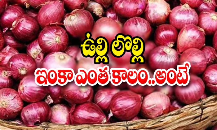Mopidevi Venkataramana Talks Press Meet Over Onion Price