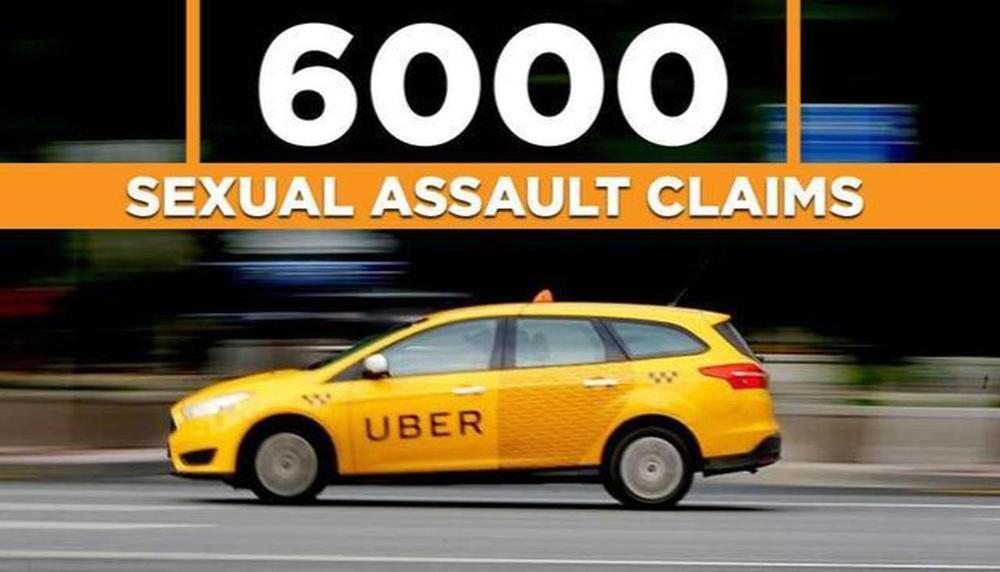 Telugu 6000 Sexual Accused Cases On Uber, Nri, Sexual Harrasment, Telugu Nri News Updates, Uber In Merica-