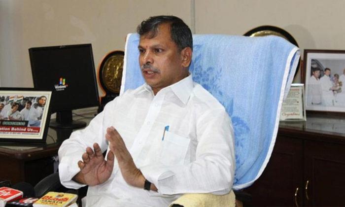 Telugu Ap Congress Party, Ap Pcc Chief Sailajanath, Congress Working President, Nallari Kiran Kumar Reddy, Pcc Chief Raguveera Reddy, Sailajanath-Political