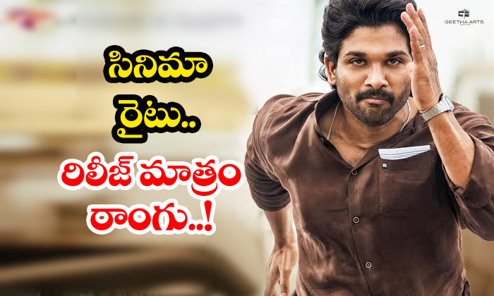 Ala Vaikuntapuramulo Released In Wrong Time - Telugu Ala Vaikuntapuramulo, Allu Arjun, Telugu Movie Gossips, Telugu Movie News, Trivikram-Gossips-Telugu Tollywood Photo Image