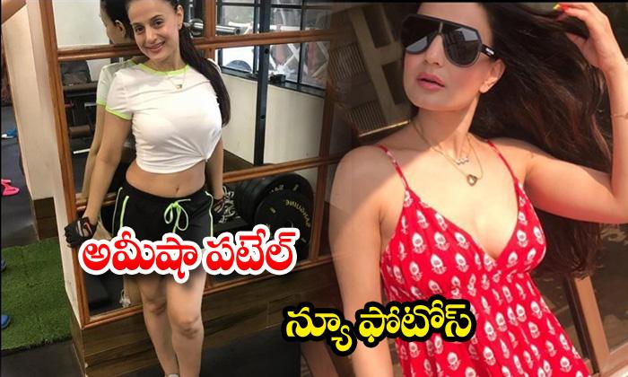 Ameesha Patel hot pics
