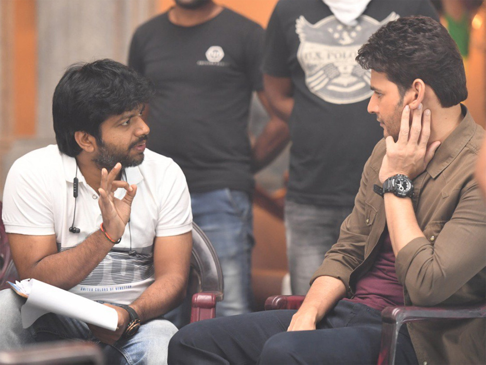Anil Ravipudi What A Change In Your Career-I Mahesh Sarileru Nikevvaru Vijaya Shanth అనీల్‌ రావిపూడి